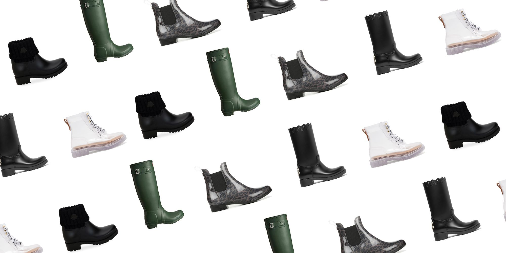 13 Cute Pairs of Rain Boots to Beat the Dreariest of Days
