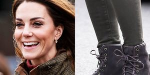 Kate Middleton Hiking Boots