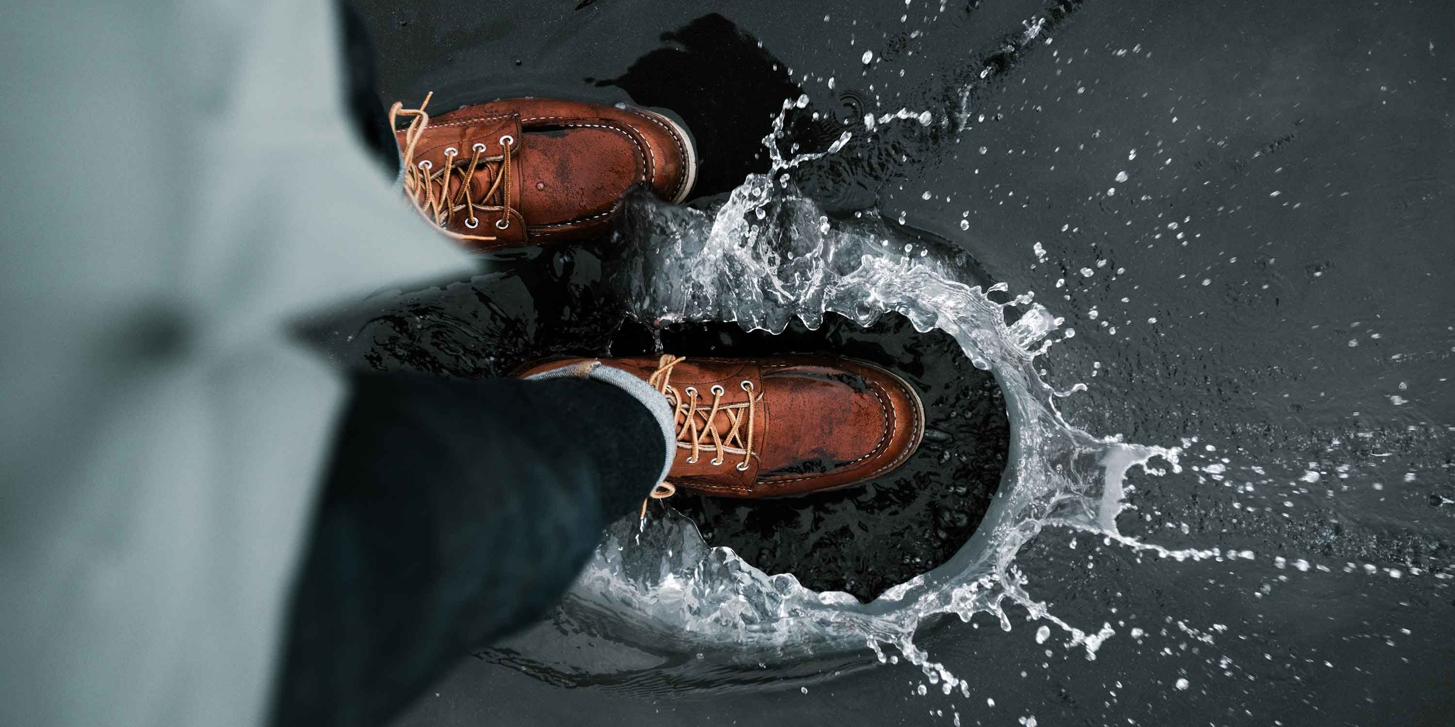 0e865c1018e5 How a Soggy Pair of Boots Changed My Whole Perspective on Life