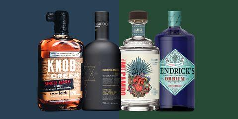 21 Best New Alcohol Bottles of 2018 - Top Liquor Brands to
