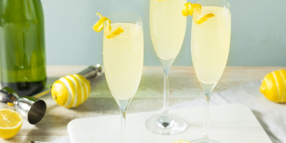 French 75 Is The Upgrade Your Glass Of Champagne Needs