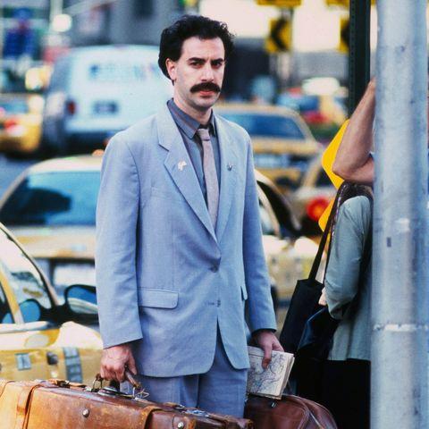 Sacha Baron Cohen S Borat 2 Coming To Streaming Very Soon