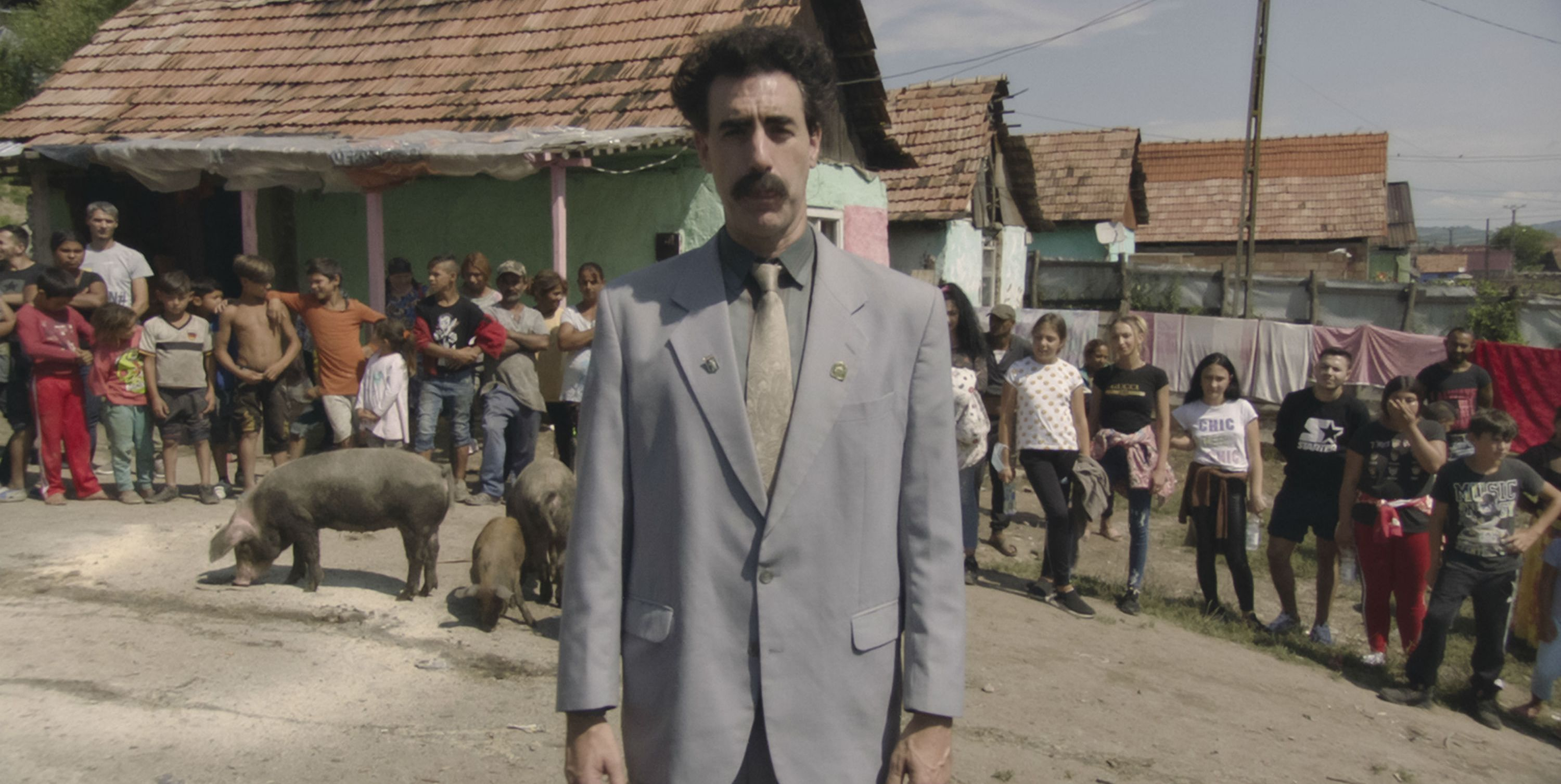 Borat 2's ending is more significant than you realise