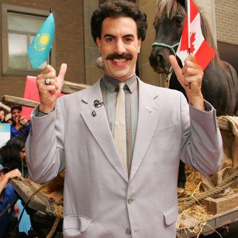 10f3685dcf2 Sacha Baron Cohen Says Borat Broke Up Pamela Anderson and Kid Rock's ...