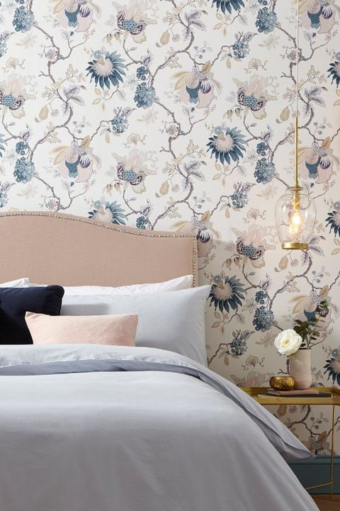 . 13 Bedroom Wallpaper Ideas To Help Banish Plain Walls
