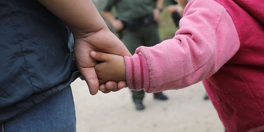 A 7-Year-Old Girl Died of Dehydration Shortly After Being Taken Into Border Patrol Custody