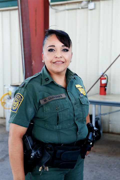 What Its Like To Be A Female Border Patrol Agent