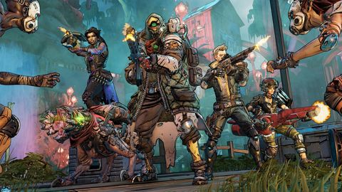 looter–shooter borderlands 3 videojuego xbox ps4 pc switch