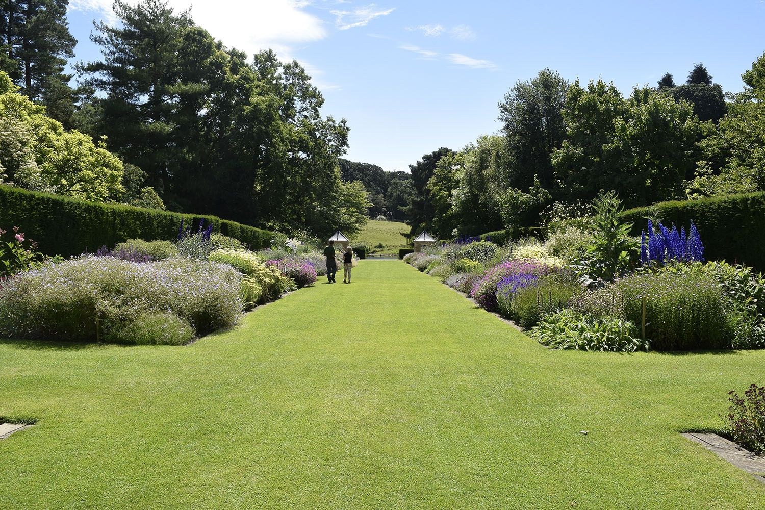 Newby Hall, where Peaky Blinders and Victoria was filmed, needs a new head gardener