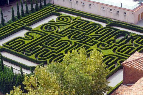 Laberinto de Borges, San Giorgio Maggiore, Venecia