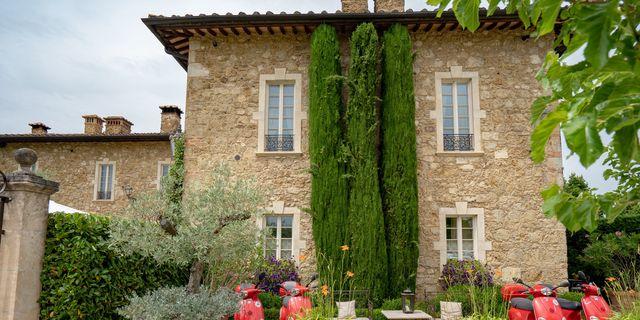 Indulge your senses at this rural hideaway in Tuscany