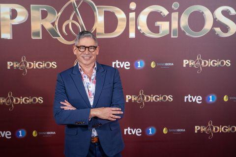 'Prodigios' RTVE Presentation