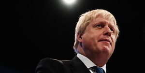boris johnson british prime minister