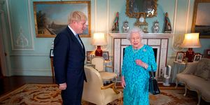 Boris Johnson told off for sharing private conversation with Queen