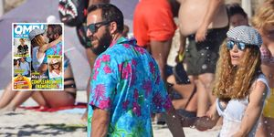 Borja Thyssen celebra su cumpleaños en Ibiza acompañado de toda su familia