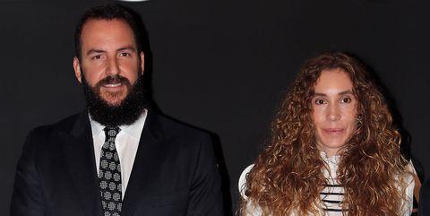 Borja Thyssen y Blanca Cuesta inauguran la exposición 'Balenciaga y la pintura española'
