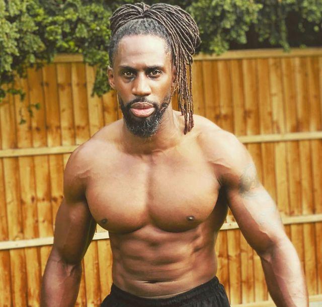 born barikor upper body, bodyweight workout