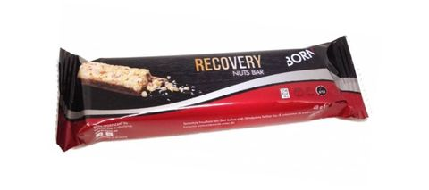 sportvoeding, test, herstelrepen, recovery bar, bicycling