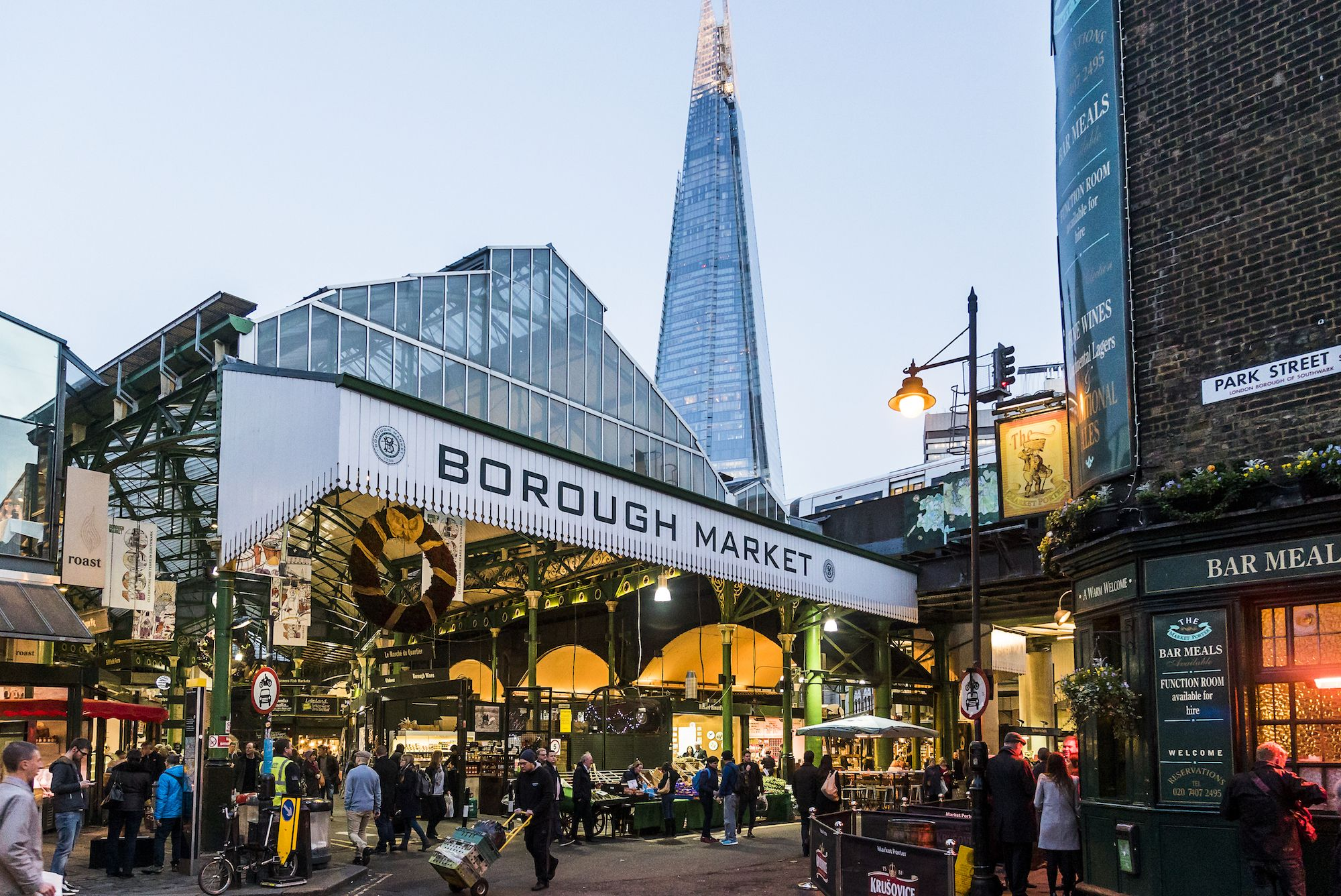 14 Of The Best Markets In London, From Food Stalls To Vintage Clothing Coves