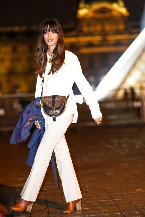 White, Clothing, Street fashion, Fashion, Jeans, Beauty, Outerwear, Denim, Suit, Footwear,