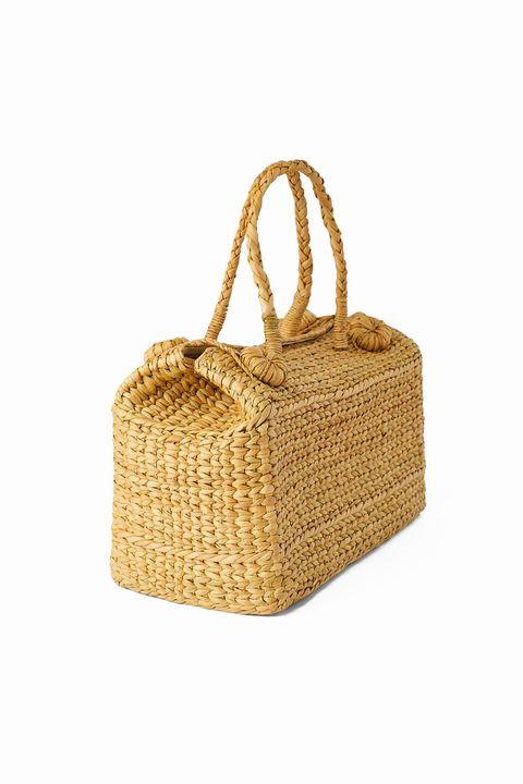 b7b9c33de1 Queste borse di paglia sono tutto quello che ti serve per l'estate 2019 e