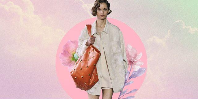 la borsa donna che mai ti deluderà ha misure extra, le tendenze borse primavera estate incorona le borse grandi morbide da portare ovunque a queen di stagione