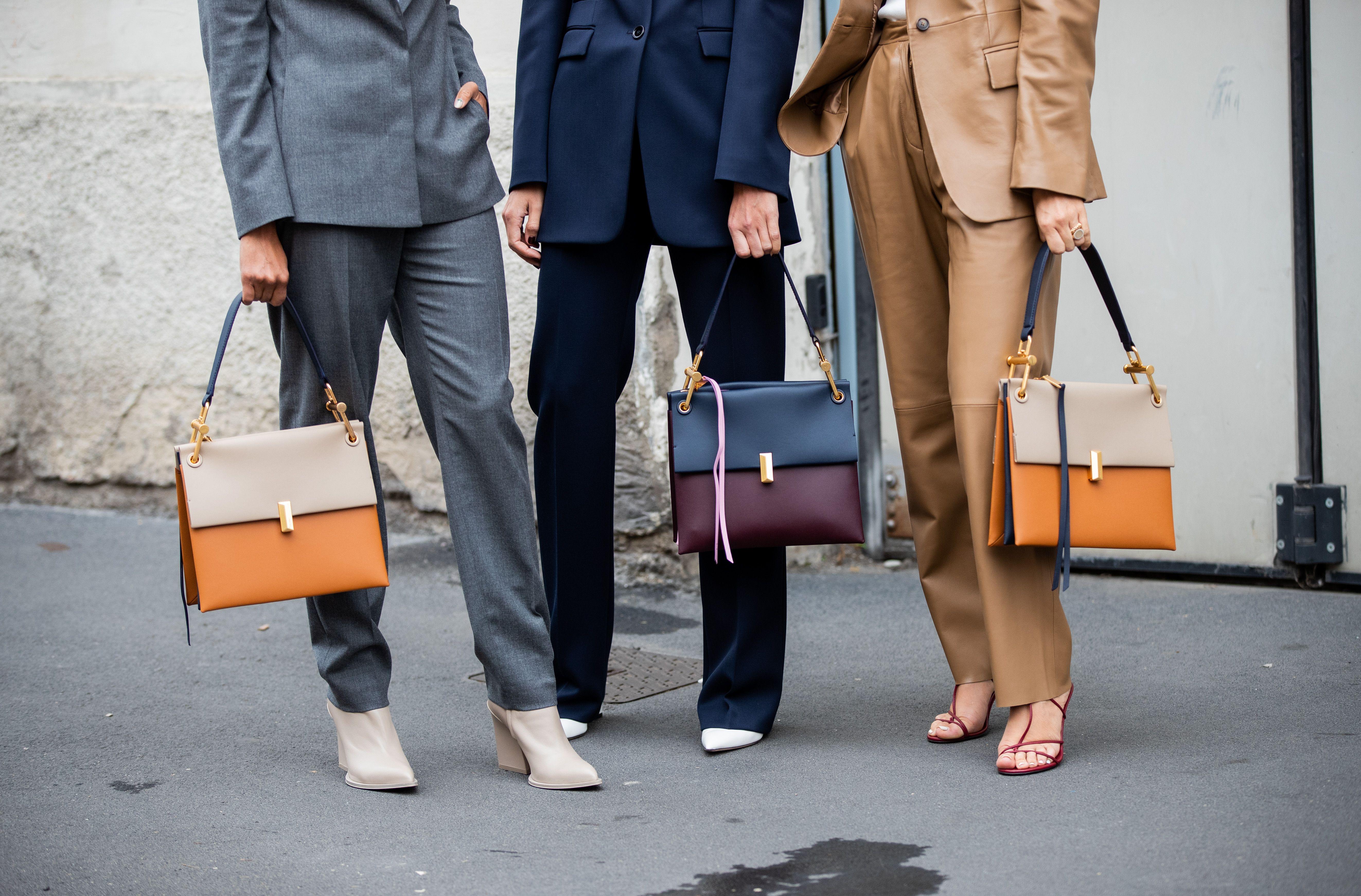 Queste borse donna sono il top trend moda Autunno Inverno