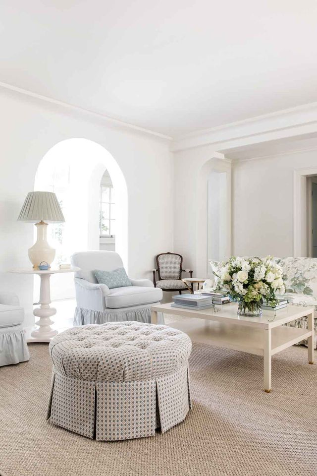 light palette living room