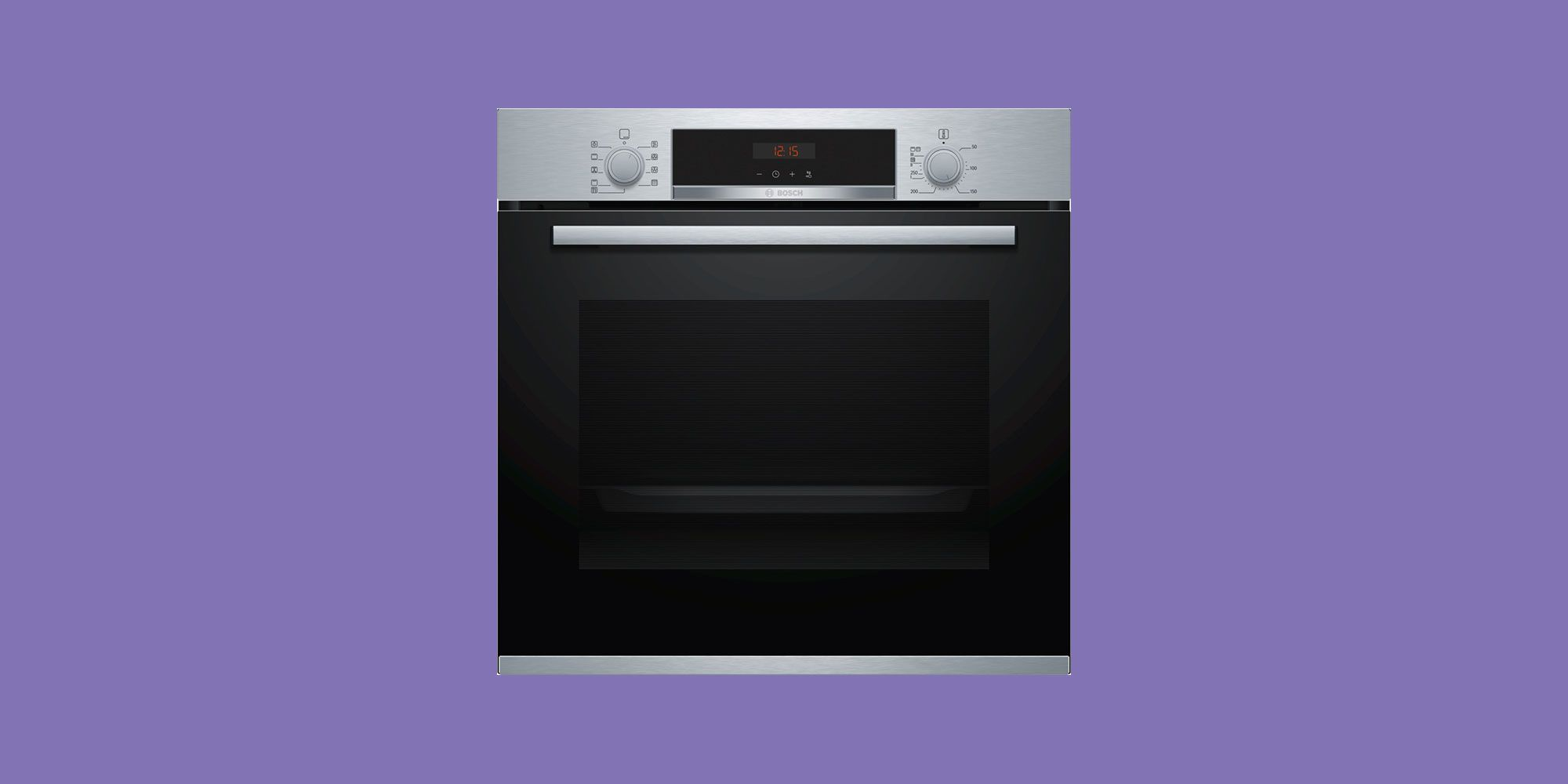 Bosch Serie 4 Built-in Single Electric Oven HBS573BS0B