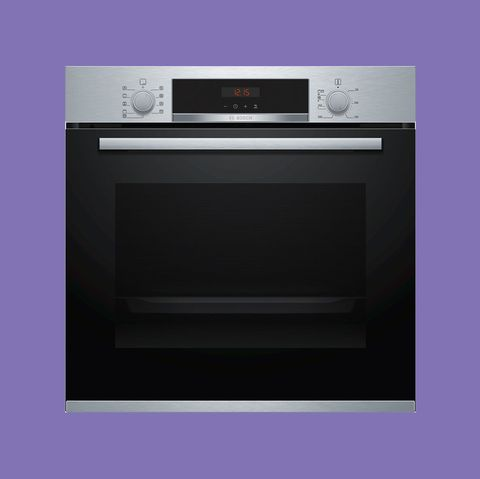 Bosch Serie 4 Built-In Single Electric OvenHBS573BS0B
