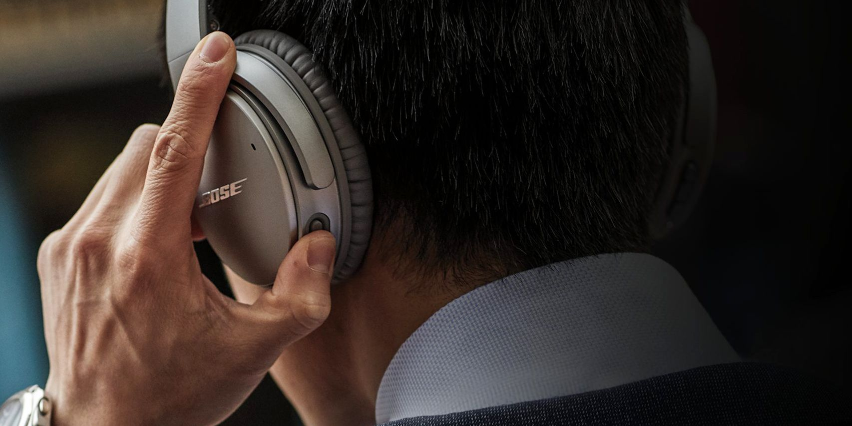 Bose QC35 Series II headphones