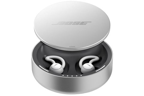 bose didnt try to make the swiss army knife of earbuds with its new sleepbuds these are designed for sleep and sleep alone they fit snuggly into your