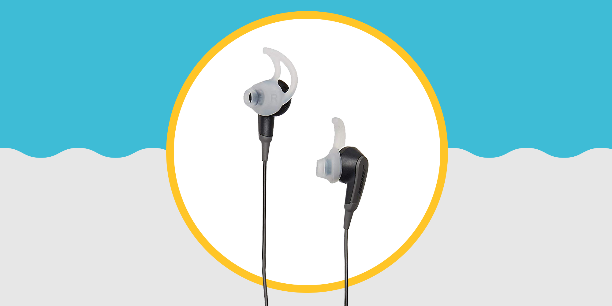 3d85c75f1f5 Bose SoundSport Headphones Are $51 Off On Amazon Right Now
