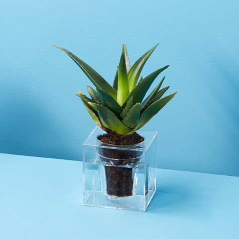 cube flower pot