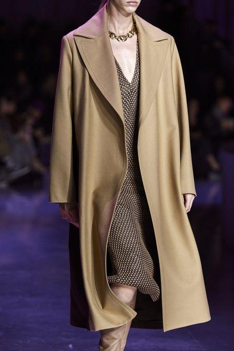 capotto cammello moda autunno inverno 2020 2021
