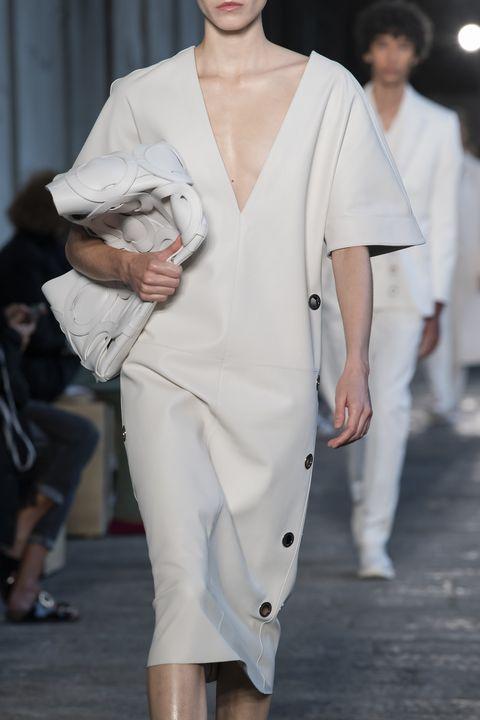 vestiti bianchi moda primavera estate 2021