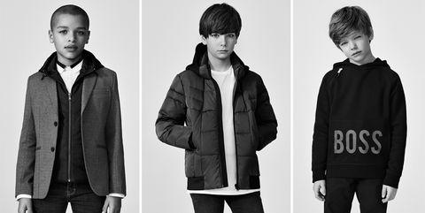 08eb4284829 Moda infantil Hugo Boss Kids - Descubre la colección más fashionista ...