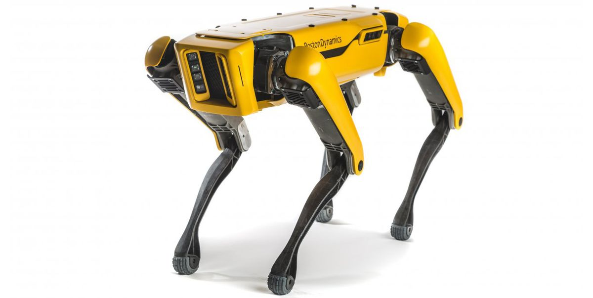 The Boston Dynamics Robot Dog Got a Job on an Oil Rig