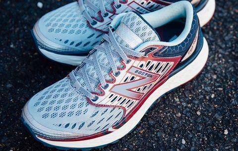 Boston Marathon-Themed Shoes   Apparel  721cd54ce923