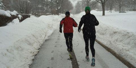 snowy Boston winter of 2015