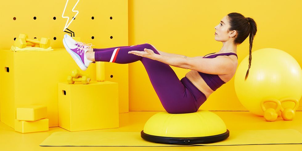 15 Best Bosu Ball Exercises That Will Tone Your Entire Body