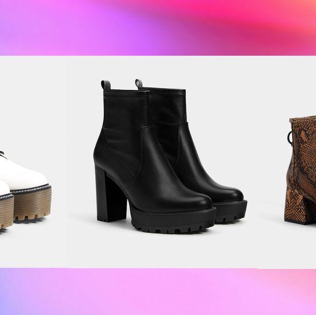 el más nuevo 31d5f 7d28e Descuentazo! Bershka tiene toda su colección de botas y ...