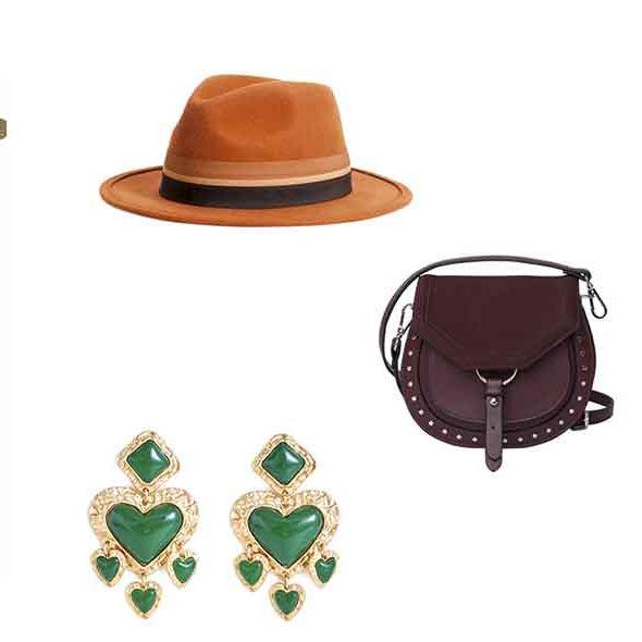 Moda, accesorios estilo bohemio