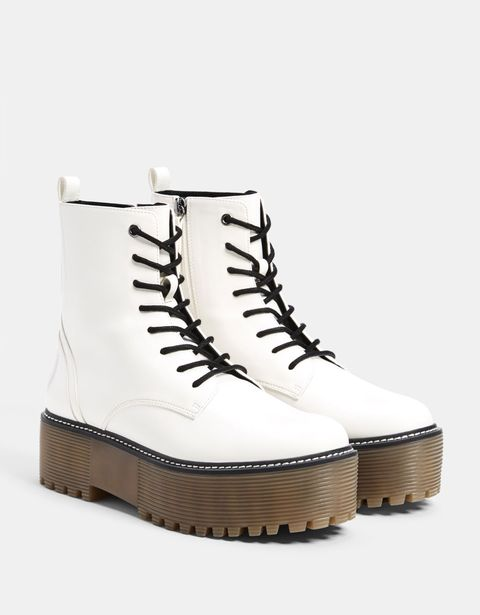 Shoe, Footwear, White, Boot, Beige, Brown, Snow boot, Hiking boot, Outdoor shoe, Wedge,