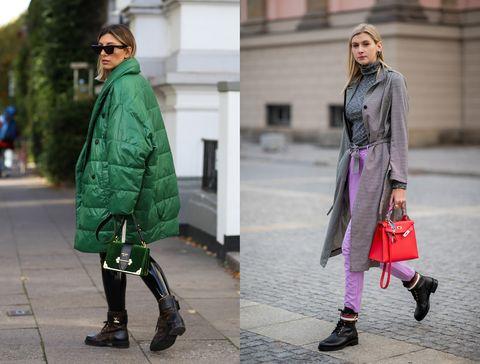 84b6870eee Aylin Koenig y Kimyana Hachmann se decantan por los modelos de Louis  Vuitton.Getty Images
