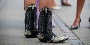 botas cowboy temporada