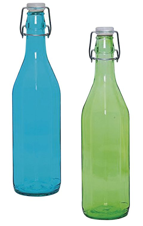 Botellas de cristal