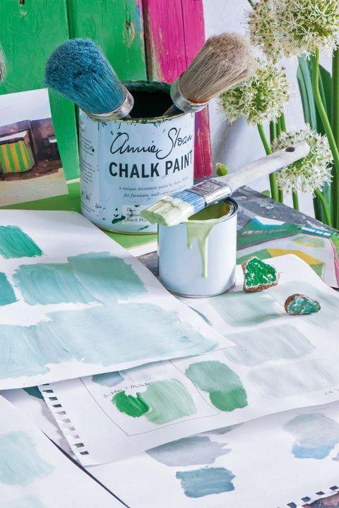 Pinturas para muros