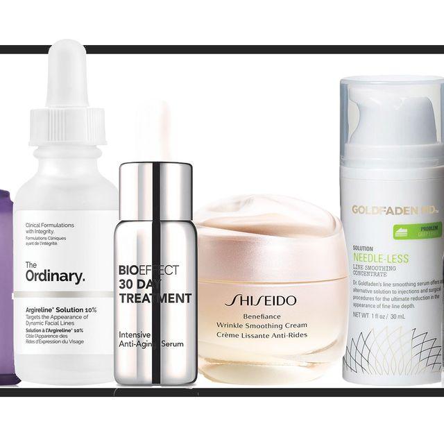 best botox mimicking skincare