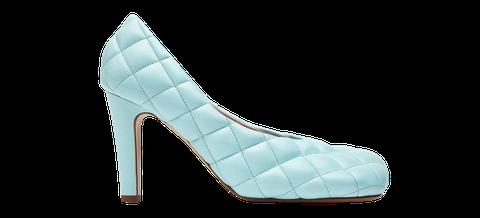 Footwear, High heels, Aqua, Blue, Green, Turquoise, Basic pump, Teal, Shoe, Court shoe,